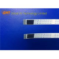Quality Pitch 0.5mm Flexible Shielded FFC Cable Customized With Conductor Drouned wholesale