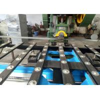 China Secure Operation Sheet Metal Stamping Machine , Metal Punching Machine Double Valve Control on sale