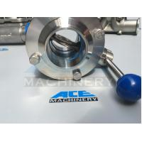 Cheap Sanitary Stainless Steel Sanitary Check Valve (ACE-ZHF-2J) for sale