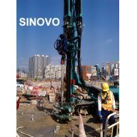 Quality Safety Hydraulic Crawler Drills For Precipitation Hole And Underground Micro Piles wholesale