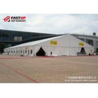 Quality Large Aluminum 30x50 Wedding Marquee Tent With All Decoration Water Resistance wholesale