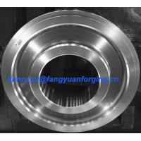 China Forged  wheel and Steel Forging Rough Hub Alloy Steel 4130 , 4140 , 8620 , 42CrMo4 , 34CrNiMo6 , 18CrNiMo7-6 on sale