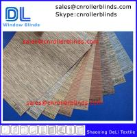 Quality Nuture Fabric Windows Shades Blinds Houses Use wholesale