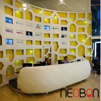 Quality LED Lighting Hotel Reception Desk Cheap Reception Desk wholesale