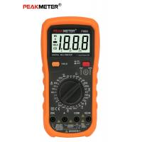 Buy cheap Auto Power Off Handheld Digital Multimeter , Diode Automatic Tester With from wholesalers