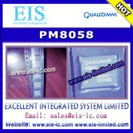 Quality PM8058 - QUALCOMM - PHOTOTRANSITOR OPTICAL INTERRUPTER SWITCH wholesale