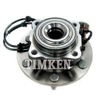Wheel Bearing and Hub Assembly Rear TIMKEN SP500702