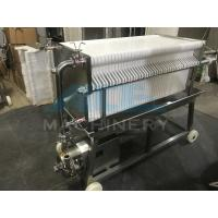 Quality Ace SUS 304 Stainless Steel Precise Frame Filter Press wholesale