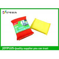 Quality JOYPLUS Disposable Dish Washing Pad , Nylon Cleaning Pad High Absorbent wholesale
