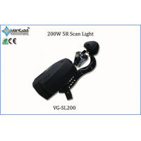 Quality 5R 200W YODN Lamp10CH LED Digital Display Scan Light 200W 5R Theatre Stage Lighting wholesale