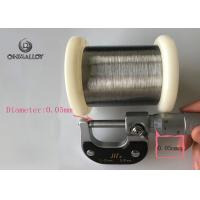 Quality Silver Plated Copper Based Alloys Ultra Thin 40wag / 44awg With Pvc Coated wholesale