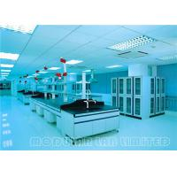 Cheap Diverse Laboratories Modular Laboratory Benches And Cabinets , Steel and Wood Lab Tables for sale