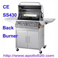 Quality Deluxe BBQ Gas Grill with IR back burner wholesale