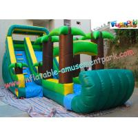 Quality Renting Advertising Inflatable Commercial Inflatable Slide Games for children party wholesale
