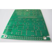 Quality Green Solder Mask Aluminum PCB Board 2 Layer Lead Free HAL For LED Display wholesale