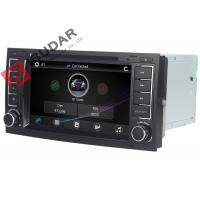 Cheap Digital VW Touch Screen Radio , Volkswagen Touareg DVD Gps Navigation Player for sale