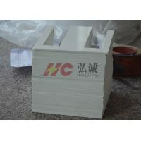 China White Reinforcement Sheet / White Laminate Sheets High Flexural Strength on sale