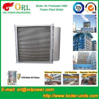 Quality Boiler Spare Part CFB Boiler APH , Plate Type Air Preheater For Boiler wholesale