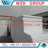Quality Australia standard EPS sandwich panel / wall panel made in China WZH wholesale