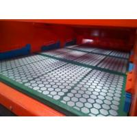 China Frame Type Shale Shaker Screen, Self Cleaning Mesh Composite Mesh For Industry on sale
