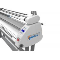 Quality Automatic Roller Linerless and Liner Film Lamination Machine , Infrared control heating Laminator wholesale