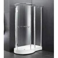Quality Stainless Steel Rack Under Tray, 6mm Tempered Glass with Chrome Frame (MY-4015) wholesale