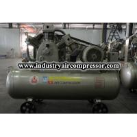Quality 380V Lubrication Oilless Industrial 3 Phase Air Compressor For Pneumatuic Lock 12 Bar wholesale