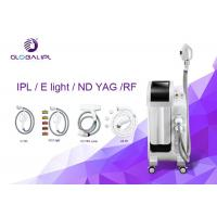 Quality Wrinkle Removal Skin Tightening Pigment Therapy RF Elight IPL Laser Beauty Equipment US002 wholesale