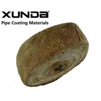 China Brown Color Marine Hatch Cover Anti Corrosive Tape on sale