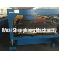 Quality High Frequency Roof Panel Forming Machine For Glazed Roof Tile 5.5KW wholesale
