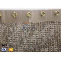 Quality Spiral Joint PTFE Coated Fiberglass Fabric Mesh Conveyor Belt High Intensity wholesale