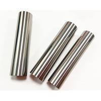 Quality High Strength Tungsten Carbide Drill Blanks , Cemented Carbide Rods Dia10x100mm In Stock wholesale