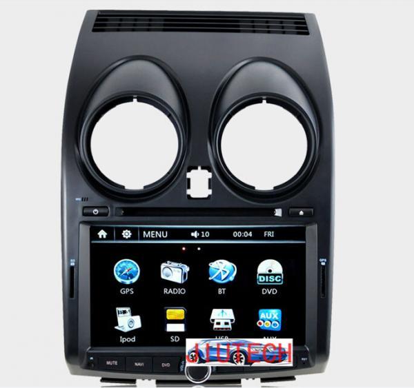 autoradio for nissan qashqai 2010 gps satnav navigation auto radio dvd multimedia dvd 105644278. Black Bedroom Furniture Sets. Home Design Ideas