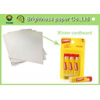 China Colorful Printed Cardboard Sheets , Sbs Paper Board For Stationery Packing on sale