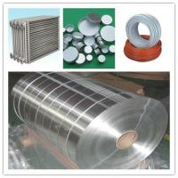Quality Cladding Aluminium Foil Roll With 4343 / 3003 + 1.5% Zn / 4343 Temper H14 wholesale