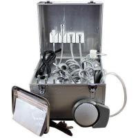 Quality DENTAL PORTABLE DELIVERY UNIT SYSTEM ROLLING CASE ALL SETS XS-03 wholesale