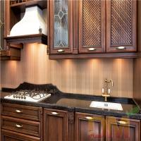 Cheap cherry solid wood kitchen cabinets kcsw 37 38 of for Inexpensive wood kitchen cabinets