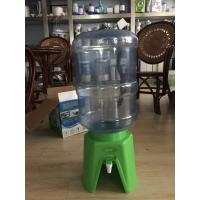 Quality Food Grade Plastic Material Filtered Water Dispenser , Mini Water Dispenser Desktop Drinking Fountains wholesale