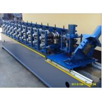 Quality High Speed Light Gauge Steel Framing Machines , Stud And Track Roll Forming Machine wholesale