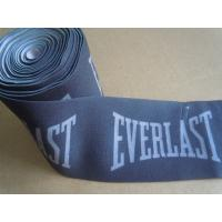Cheap Customized Hear - Transfer Printing Jacquard Elastic Waistband Webbing Can be dyed for sale