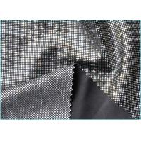 Quality Unti-UV 4 Way Stretch Shattered Glass Fabric / Mystique Spandex Fabric Tear-Resistant wholesale
