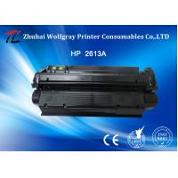 Quality Zhuhai Hot selling Compatible Black Toner Cartridge For HP Q2613A/X with chip wholesale