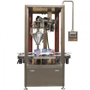 China Powder auger filler machine Toner powder filling packing machine on sale