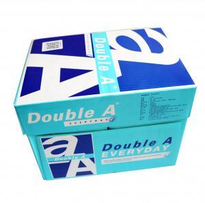 Quality Highest Super White 70 80 GSM Double A A4 Paper Copy Paper wholesale