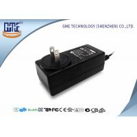 Quality US Plug Switching Power Adapter AC DC1200mA Max Input Current For Segway wholesale