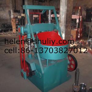 Quality Professional double molds coal briquetting plant Coal ball press machine Coalslurry briquette machine wholesale
