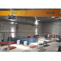 Buy cheap Modular Design Electric Single Girder Bridge Crane Traveling Type Easy To from wholesalers