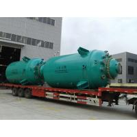 Quality Anti - corrosion glass lined vessel reactors / glass lined enamel reactor wholesale