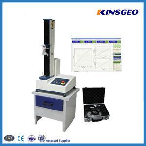Quality USA Sensor Electrical Control Universal Testing Machines For Rubber , Plastic , Nylon wholesale