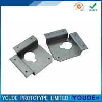 China Natural Color Custom Sheet Metal Fabrication Machining Parts Y2019050706 Small Order on sale